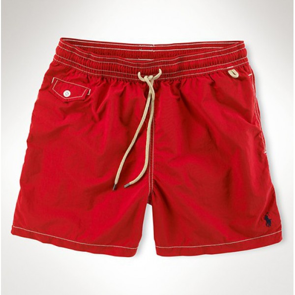 Polo Ralph Lauren Small pony shorts in red
