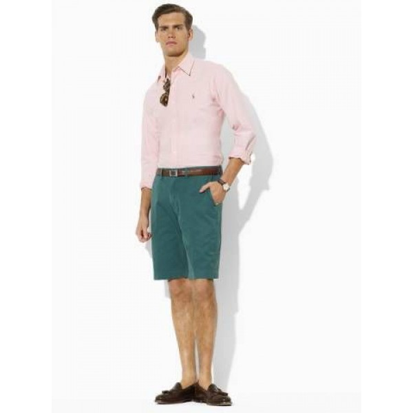 Polo Ralph Lauren Polo shorts leisure style in green
