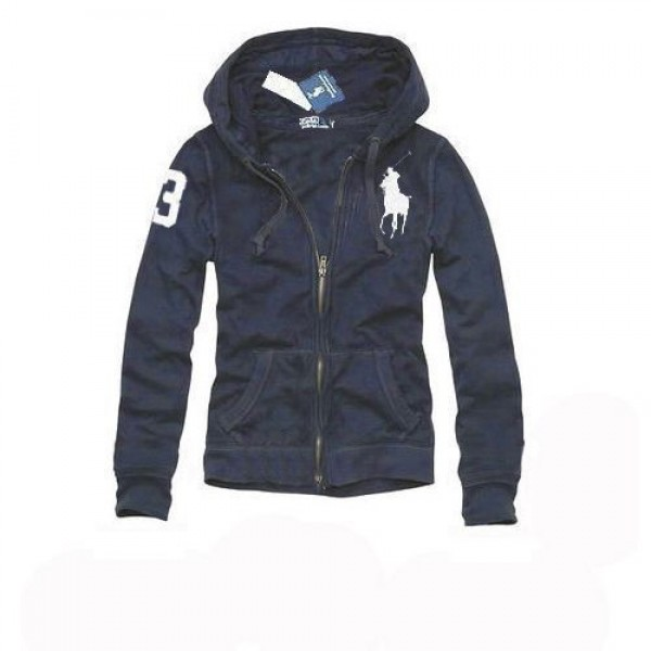 Polo Ralph Lauren Polo Hoody Norway red for women